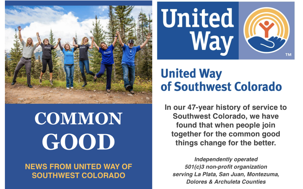 FAQs about United Way of Southwest Colorado